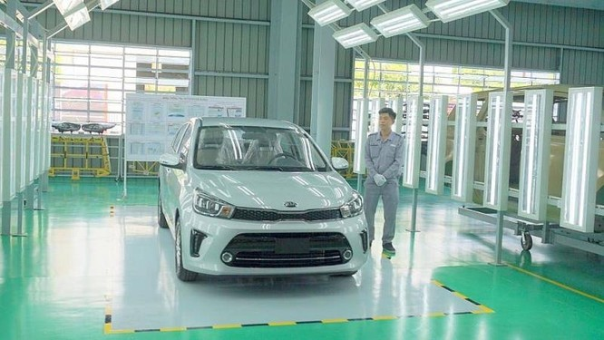THACO đầu tư 450 tỷ đồng nâng cấp mở rộng nhà máy lắp ráp xe KIA ảnh 2