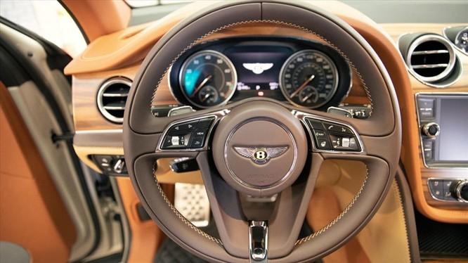Bentley sản xuất xe hơi dành riêng cho người yêu thích phong cách cao bồi ảnh 2