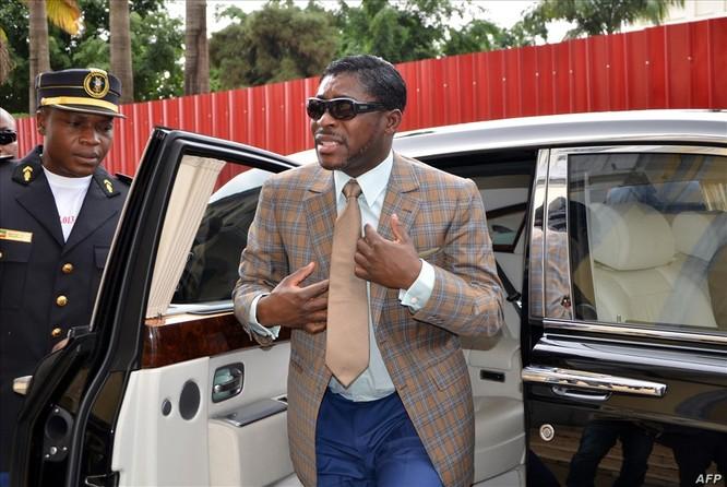 Choáng với tiền bán siêu xe tịch thu của Phó Tổng thống Guinea Xích đạo ảnh 1