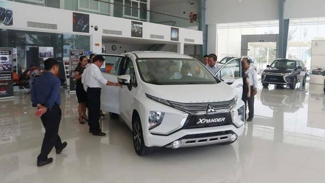 Mitsubishi Xpander bất ngờ ra mắt bản đặc biệt tại Việt Nam ảnh 1