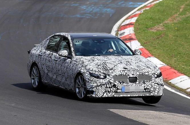 Mercedes-Benz C-Class thế hệ mới sẽ có công nghệ tự lái ảnh 2