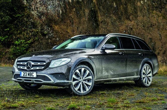Mercedes-Benz C-Class thế hệ mới sẽ có công nghệ tự lái ảnh 1