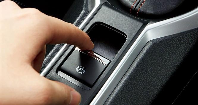 Những điều chưa biết về phanh tay điện tử trên ô tô ảnh 1