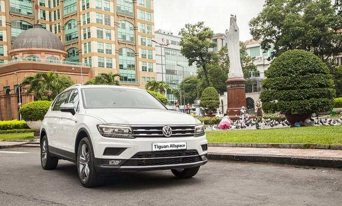 Volkswagen khuyến mại cho khách hàng mua Tiguan Allspace Highline ảnh 1