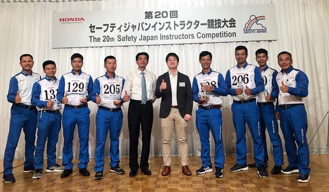 Honda Việt Nam giành nhiều giải tại cuộc thi quốc tế ảnh 1