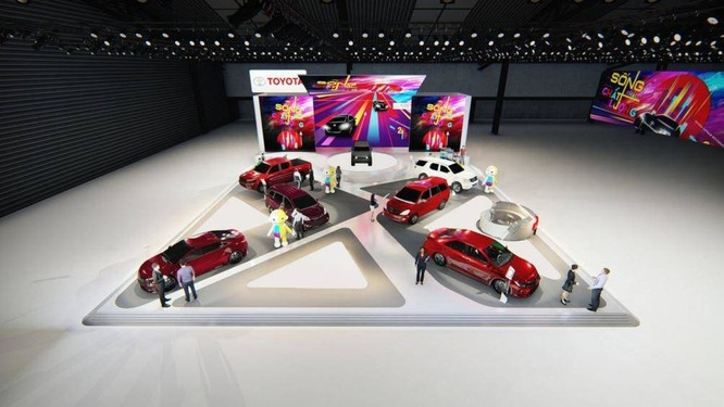 Không phải C-HR, Toyota sẽ mang SUV chạy điện đầu tiên về Việt Nam ảnh 1