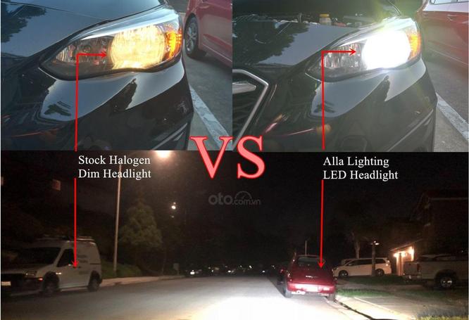 Đèn LED ôtô giúp tiết kiệm nhiên liệu như thế nào? ảnh 1
