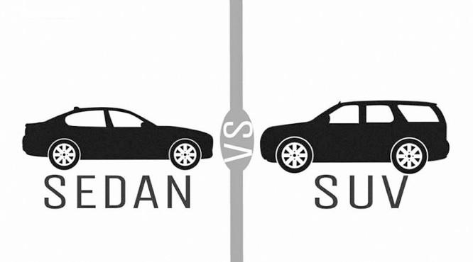 Người đi làm nên chọn xe sedan hay SUV? ảnh 3