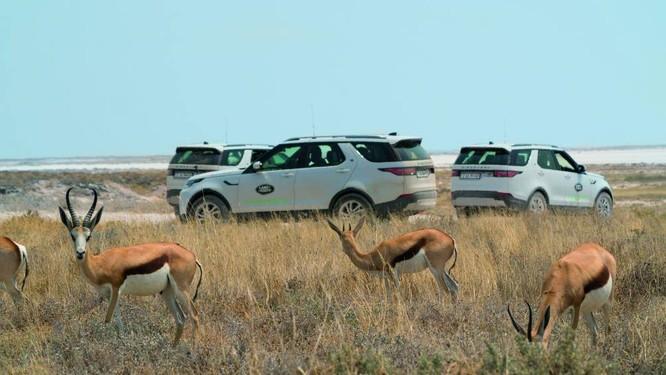 Cơ hội tự lái Land Rover chinh phục Châu Phi dành cho khách hàng Việt Nam ảnh 1
