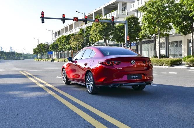 Mazda3 thế hệ mới tại Việt Nam có gì đặc sắc? ảnh 1