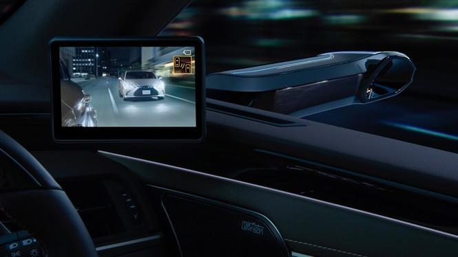 Camera đang dần thay thế gương chiếu hậu trên ôtô? ảnh 1