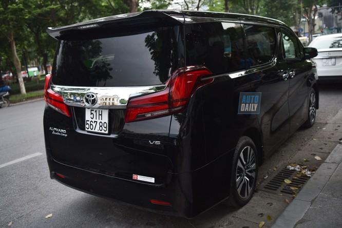 """Những chủ xe """"số đỏ"""" nhất Việt Nam ảnh 5"""