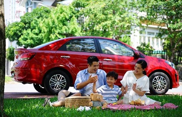 Kia Soluto - ôtô cho gia đình trẻ ảnh 3