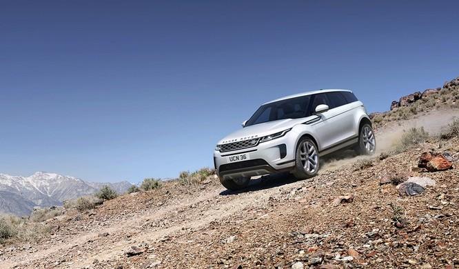 Range Rover Evoque giành giải thưởng Mẫu SUV Crossover của năm ảnh 1