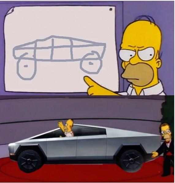 """Xe bán tải """"siêu bền"""" của tỷ phú Elon Musk bị dân mạng chế ảnh châm biếm ảnh 6"""