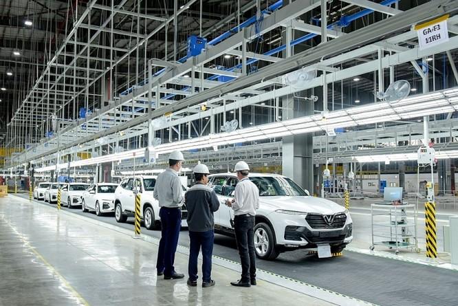 Ô tô Việt đang ở đâu trên bản đồ công nghiệp ô tô thế giới? ảnh 1