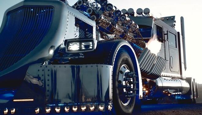 Xe đầu kéo quái vật được chốt giá… 276 tỉ đồng ảnh 1