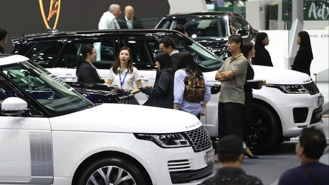 Ôtô Nhật sụt giảm doanh số ở Đông Nam Á ảnh 1