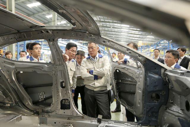 Lo lắng cho tương lai, Hyundai chuyển hướng từ Trung Quốc sang ASEAN ảnh 1