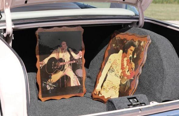 Chiêm ngưỡng chiếc Cadillac cổ màu hồng của huyền thoại Elvis Presley ảnh 4