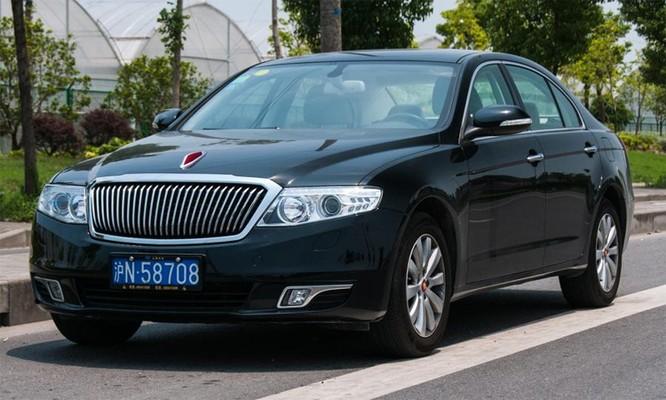 Hồng Kỳ H7 - sedan cao cấp thế hệ mới lần đầu lộ diện ảnh 2