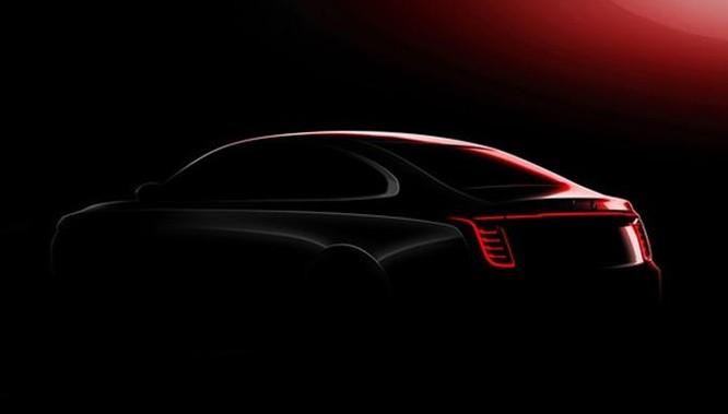 Hồng Kỳ H7 - sedan cao cấp thế hệ mới lần đầu lộ diện ảnh 1