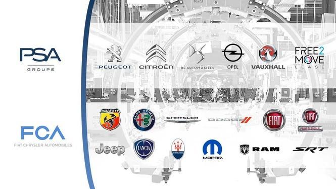 FCA và PSA chính thức thành lập nhà sản xuất ôtô lớn thứ 4 thế giới ảnh 1