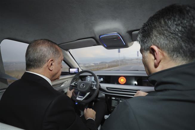 Ôtô điện đầu tiên của Thổ Nhĩ Kỳ ngập tràn công nghệ ảnh 2