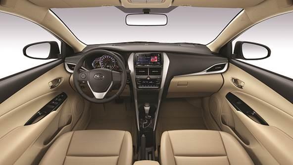 Toyota Vios 2020 thêm nhiều tiện nghi, giá từ 470 triệu đồng ảnh 3