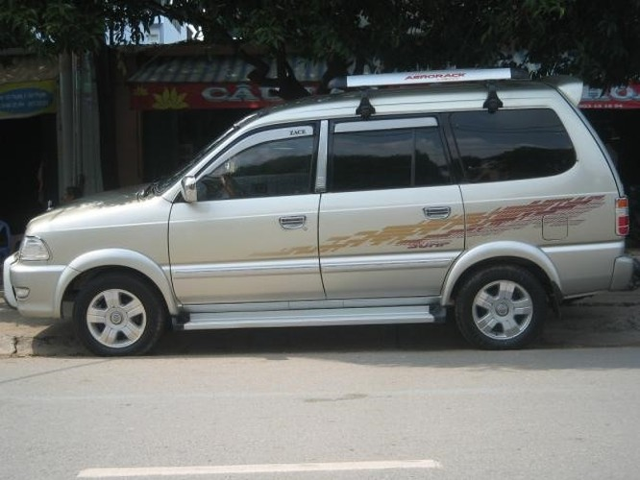 'Xe cổ' Toyota Zace giữ giá một cách kỳ lạ ảnh 1