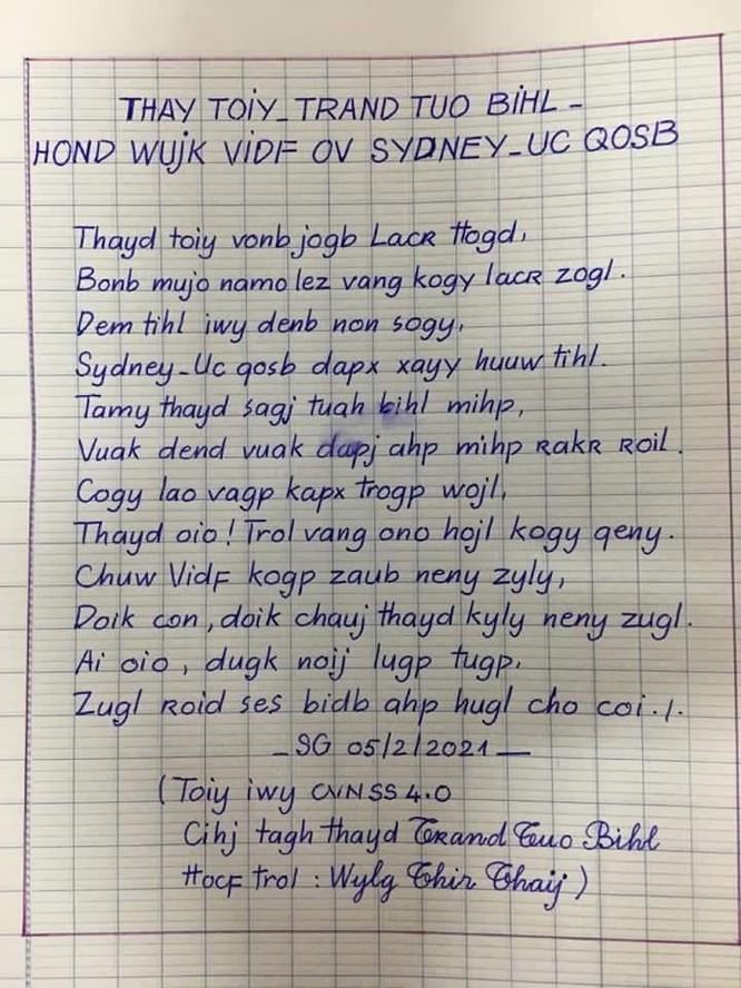 Các tác giả của Chữ Việt Nam song song 4.0 tham vọng chinh phục hàng chục triệu người dùng ảnh 2