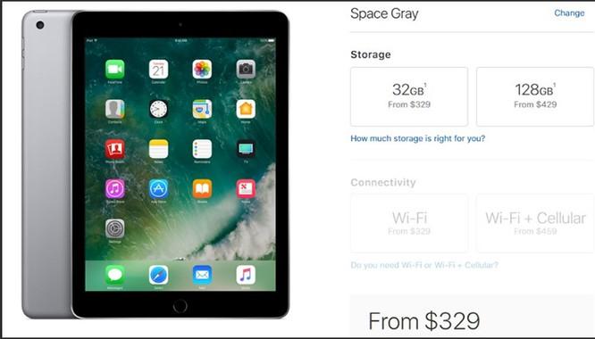 """Apple ra mắt iPad 9,7 inch, iPhone 7 đỏ và ứng dụng chỉnh sửa video vui nhộn """"Clips"""" ảnh 2"""