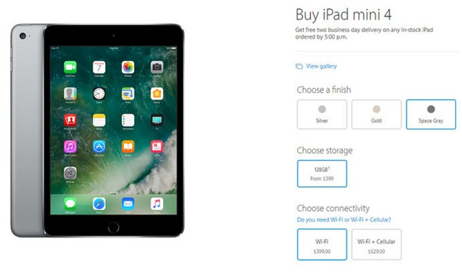 """Apple ra mắt iPad 9,7 inch, iPhone 7 đỏ và ứng dụng chỉnh sửa video vui nhộn """"Clips"""" ảnh 3"""