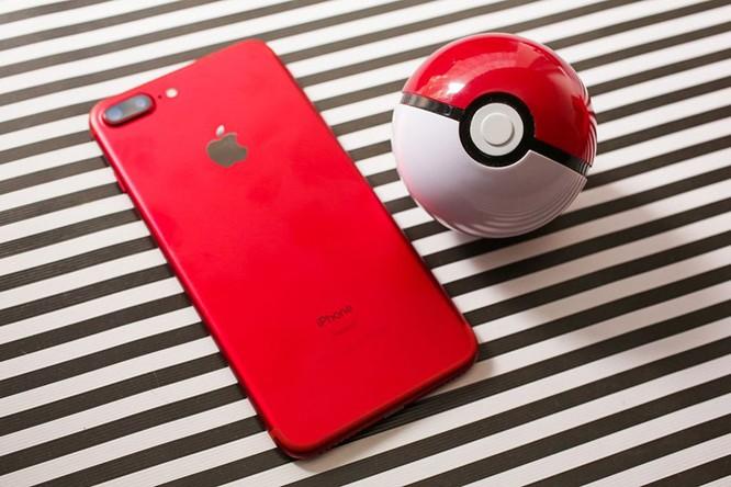 Chùm ảnh: Mở hộp và so sánh màu đỏ iPhone 7 ảnh 7