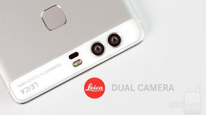 Hơn 12 triệu chiếc Huawei P9 và P9 Plus đã được tiêu thụ ảnh 1