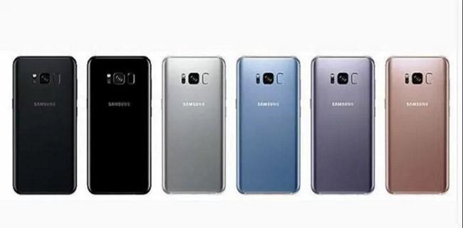 Galaxy S8 và S8 Plus sẽ có 5 màu, lên kệ vào 21/4 ảnh 26
