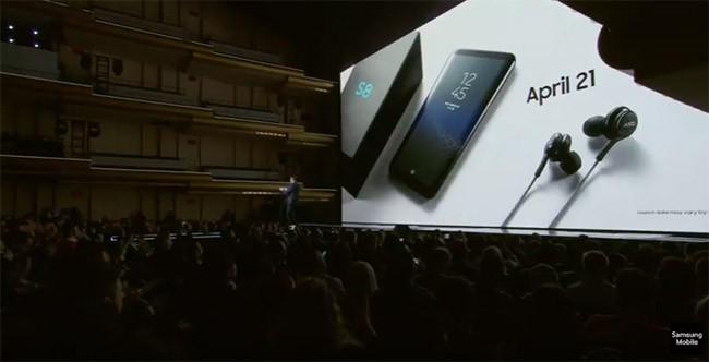 Galaxy S8 và S8 Plus sẽ có 5 màu, lên kệ vào 21/4 ảnh 8