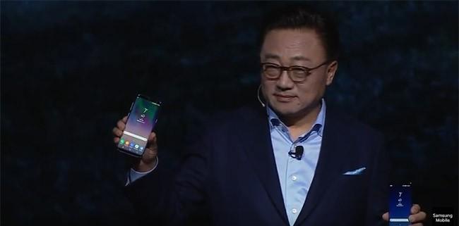 Galaxy S8 và S8 Plus sẽ có 5 màu, lên kệ vào 21/4 ảnh 24