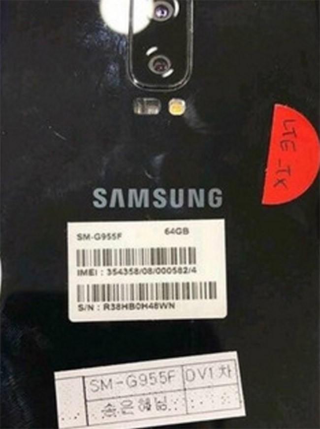 Lộ ảnh mẫu thử Galaxy S8 với máy ảnh kép ảnh 1