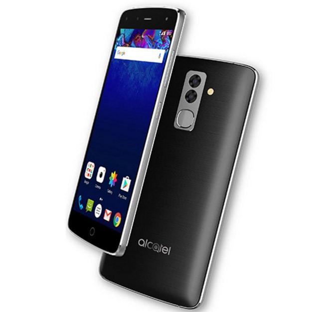 Alcatel âm thầm ra mắt smartphone máy ảnh kép trước sau ảnh 1