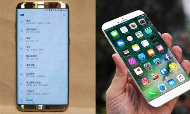 Giá iPhone 8 có cao hơn Galaxy S8? ảnh 1