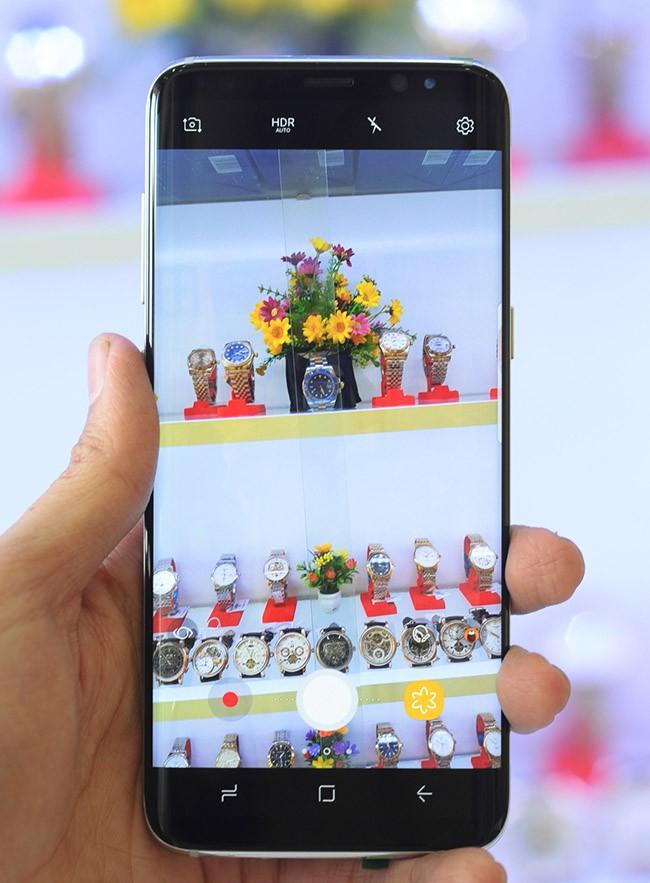 Galaxy S8 đã về Việt Nam theo đường xách tay ảnh 6