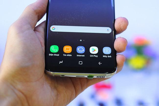 Galaxy S8 đã về Việt Nam theo đường xách tay ảnh 11