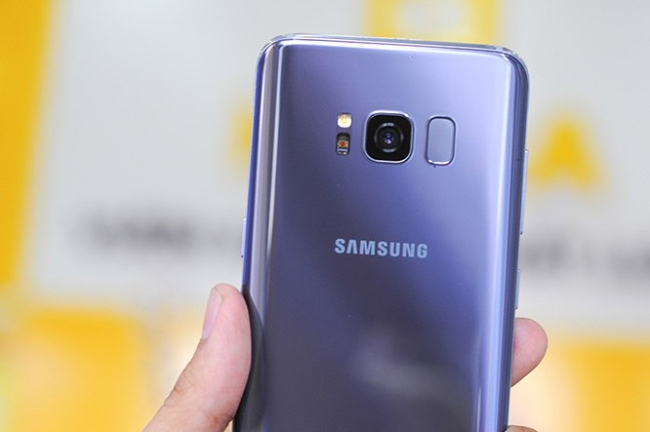 Galaxy S8 đã về Việt Nam theo đường xách tay ảnh 8