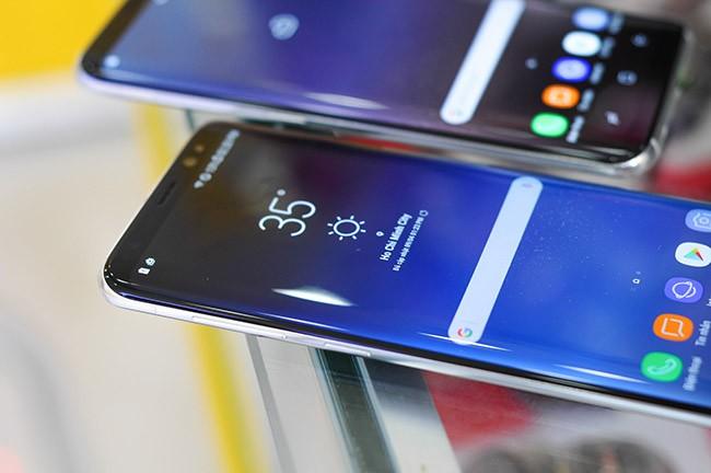 Galaxy S8 đã về Việt Nam theo đường xách tay ảnh 12