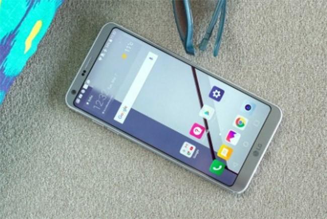 LG G6 sẽ cập nhật tính năng của Galaxy S8 ảnh 1