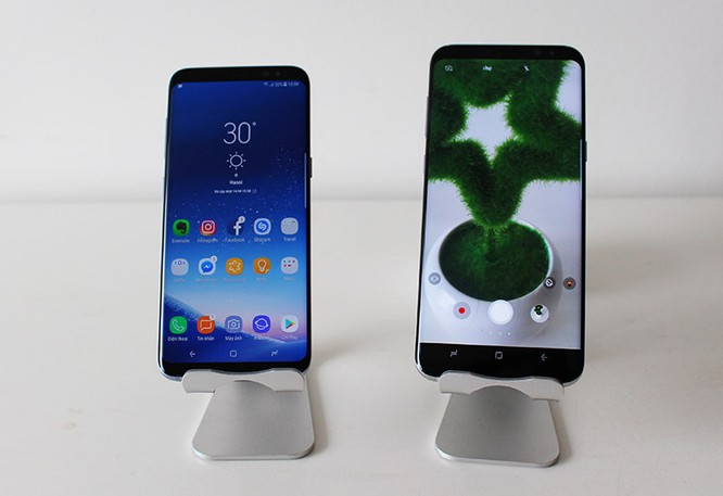 Trải nghiệm nhanh Galaxy S8 Plus đầu tiên về Việt Nam, giá 19 triệu đồng ảnh 11