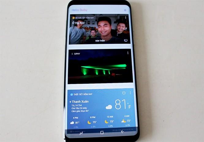 Trải nghiệm nhanh Galaxy S8 Plus đầu tiên về Việt Nam, giá 19 triệu đồng ảnh 12