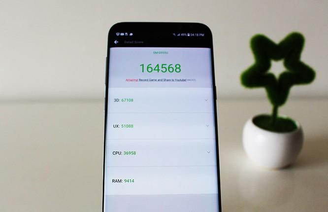 Trải nghiệm nhanh Galaxy S8 Plus đầu tiên về Việt Nam, giá 19 triệu đồng ảnh 15