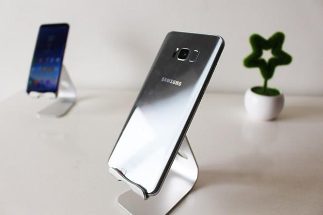 Trải nghiệm nhanh Galaxy S8 Plus đầu tiên về Việt Nam, giá 19 triệu đồng ảnh 8